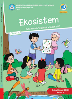 Buku Siswa Kelas 5 Tema 5 Ekosistem Kurikulum 2013 Revisi 2017