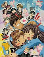 Bản tin manga số 1, Clamp, Cardcaptor Sakura