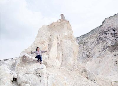 Tempat Wisata Gunung Putih Jember