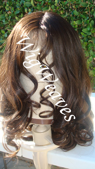 Silk Base Closure Wigs