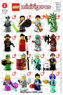 Lego series 6