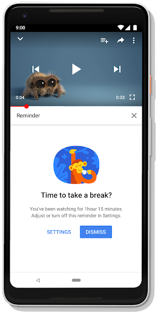 YouTube Makes New Changes to Control the Digital Wellbeing 2 | Digital Marketing Community