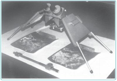 Tujuan Foto Udara Serta Fungsi dan Macam-Macam Stereoskop