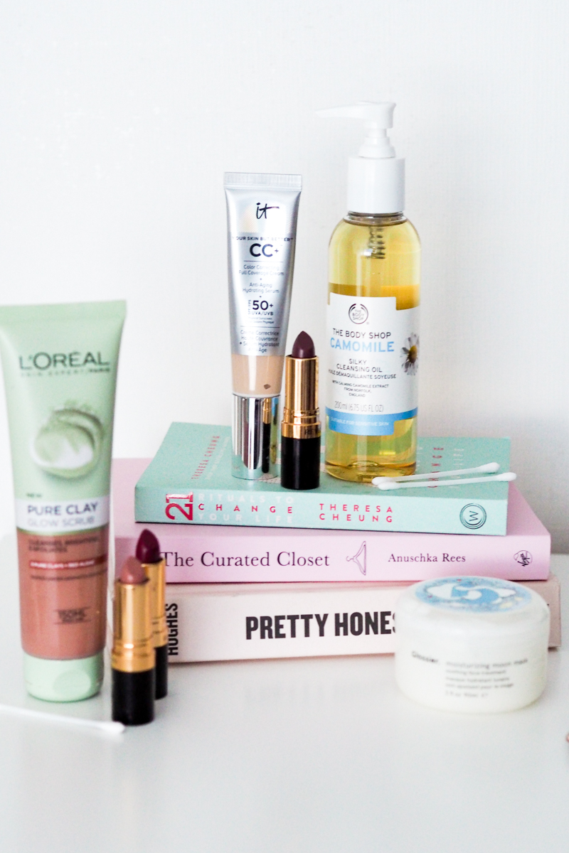 Five Beauty Favourites Glasgow Blogger   Colours and Carousels - Scottish Lifestyle, Beauty and Fashion blog