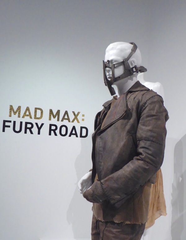 Tom Hardy Mad Max Fury Road costume