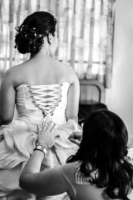 Gab - Cy Wedding. Photography by nephithyrion