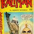 Kalimán regresa  en nuevas historietas para aniquilar a los cárteles del narco
