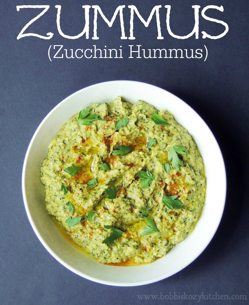 This keto zucchini hummus recipe takes hummus to the next level with fresh grilled zucchini. #keto #lowcarb #hummus #zucchini #easy #recipe | bobbiskozykitchen.com