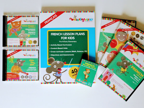 Whitslefritz, French for Kids | Review