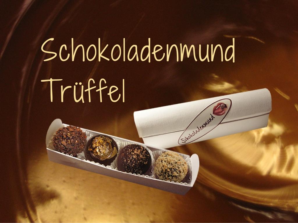 Schokoladenmund Pralinen Sortiment