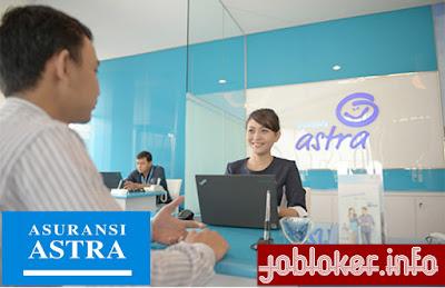Lowongan Kerja PT Asuransi Astra Tbk