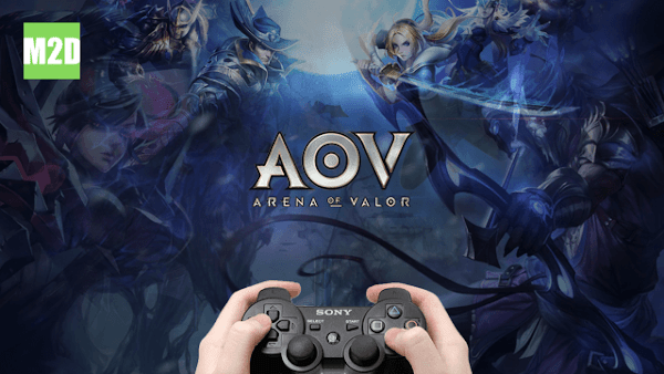 Main Arena of Valor pakai stick PS3