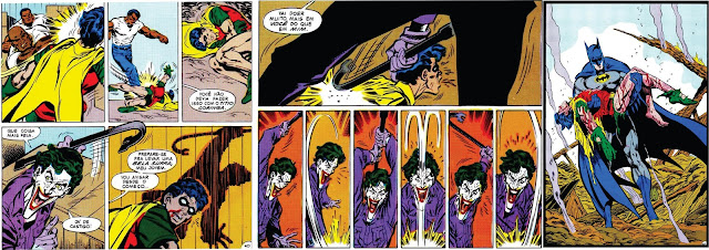 coringa jason todd batman morte homem morcego