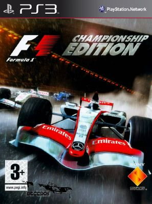Formula one championship edition review for playstation 3.