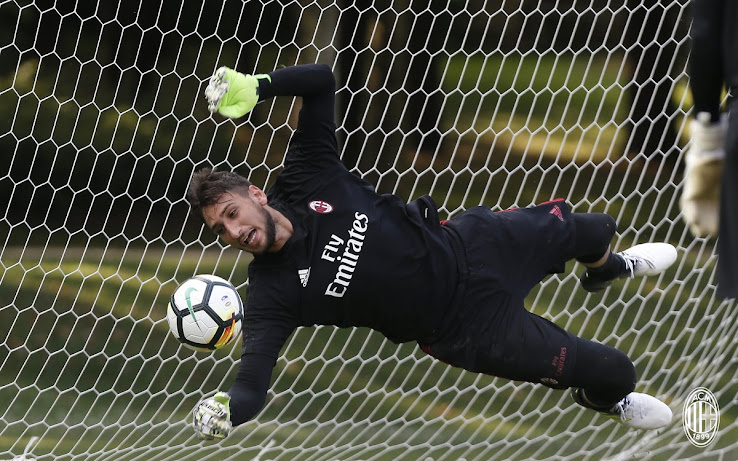 Official Soon?! Gianluigi Donnarumma To Join Adidas - Footy ...