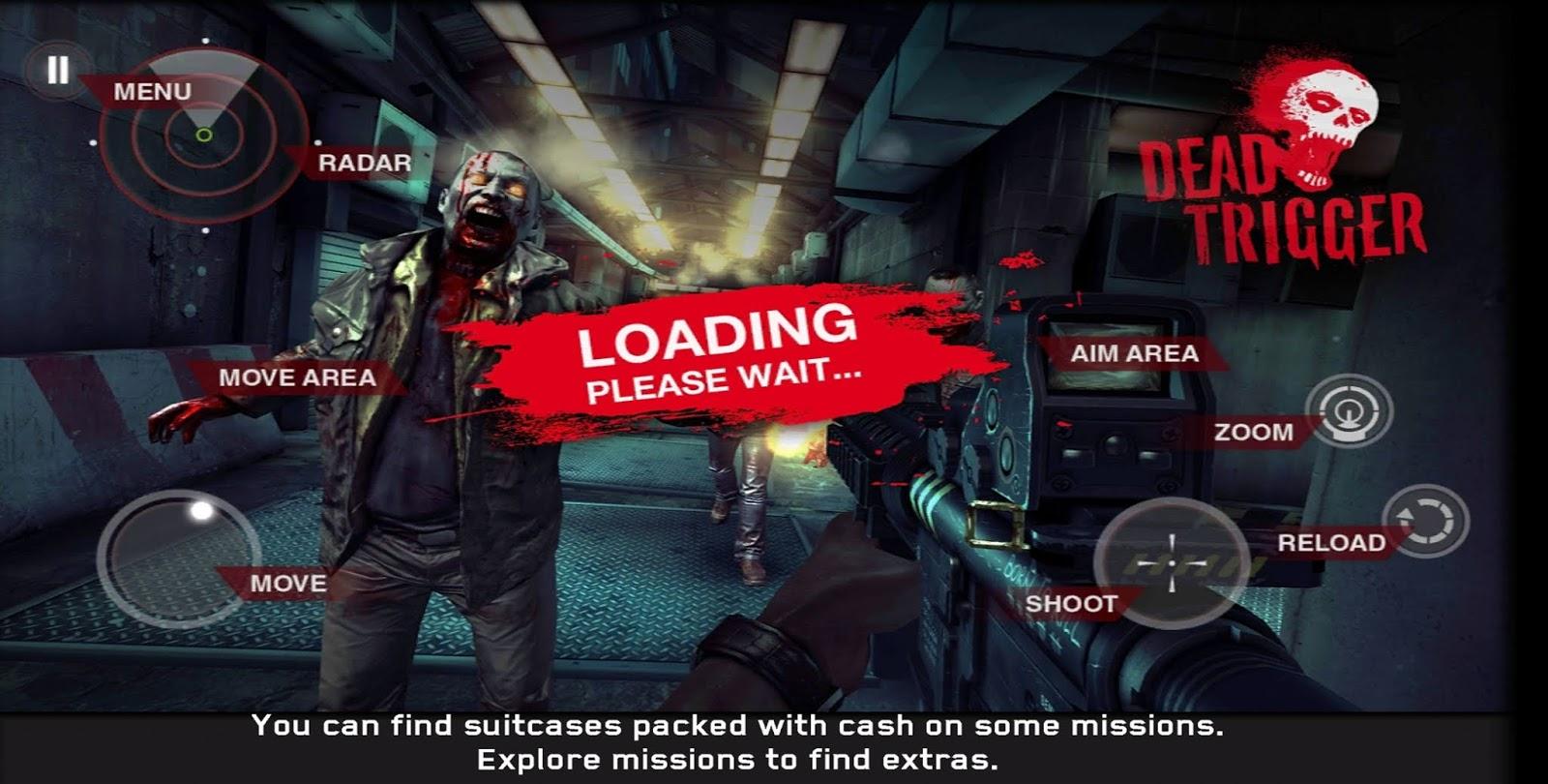 dead trigger 1 hack mod apk download