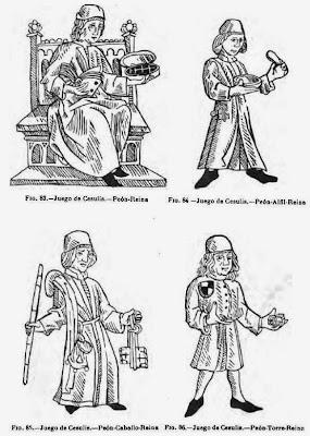 Libro de Josep Brunet i Bellet sobre el origen del ajedrez, página 289