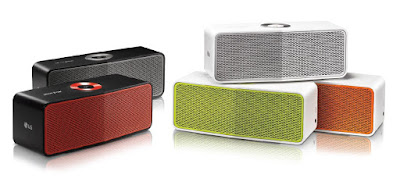 LG Launches SoundPop 360, Music Flow P5 and P7 Wi-Fi Portable Speakers