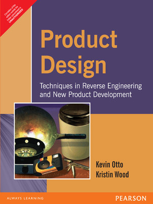 Engineering Ebooks Product Design By Kevin N Otto Kristin Wood