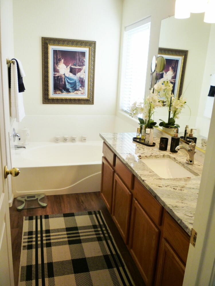 Master Bathroom Vanity Makeover Inspiration A Stroll