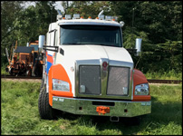 Pine Tree Towing and Recovery Kenworth T880