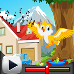 G4K Cute Bird Rescue 2 Game Walkthrough