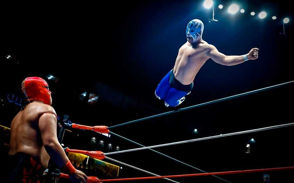 35 frases de lucha libre para fanáticos del deporte