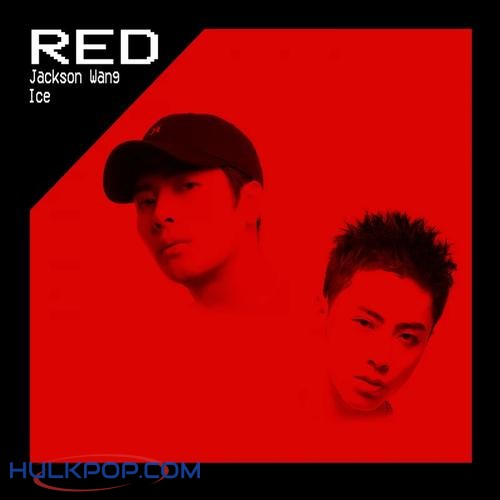 Jackson Wang, ICE – Red – Single