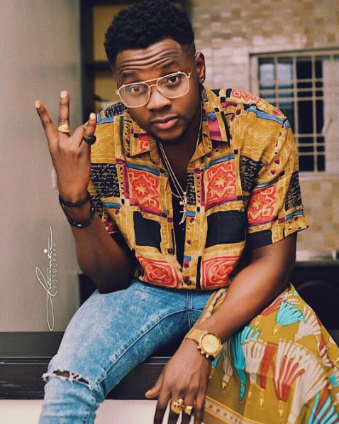 'My-instagram-comedy-skits-was-just-strategy-to-promote-my-song-'Yeba'- Kiss-Daniel