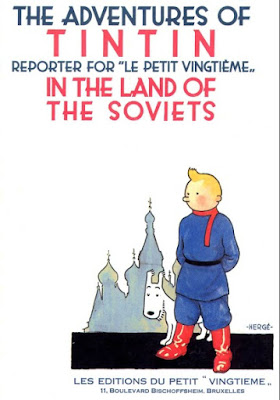 Download free ebook Tintin in the Land of the Soviets pdf