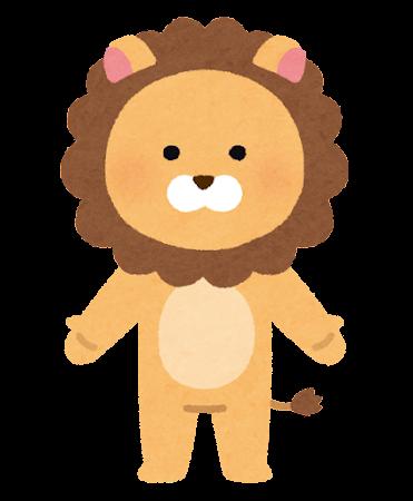 ライオンのキャラクター