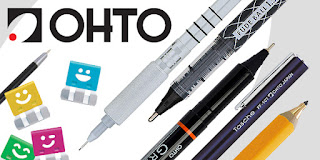 From ballpoint pens to rollerball pens by ohto japan fa 1954 ohto japan was established in 1929 to manufacture high quality dyes and inks in 1949 they manufactured the worlds first pencil shaped ballpoint pen with gumiabroncs Image collections