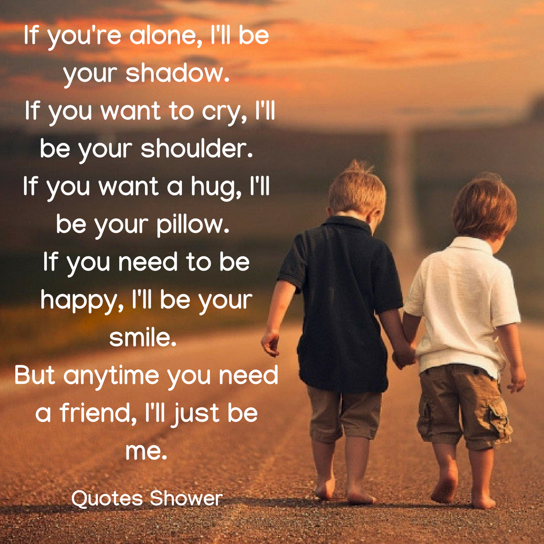 Best Friendship Quotes | Quotes Shower - Quotes Shower