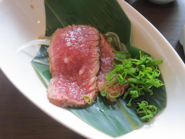 Wagyu Tataki