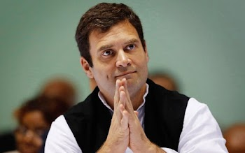 Rahul leads protest by Cong MPs seeking review of apex court verdict on SC/ST Act