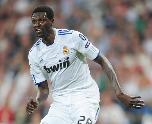 99 Playing at Real Madrid with José Mourinho was the highlight of my career - Emmanuel Adebayor