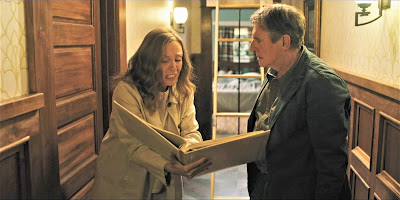 Toni Collette and Gabriel Byrne