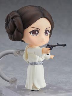 "Nendoroid Princesa Leia de ""Star Wars"" - Good Smile Company"