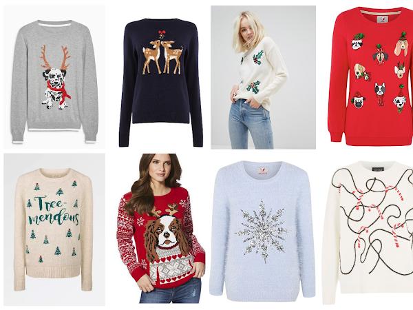 Wishlist | Christmas Jumpers