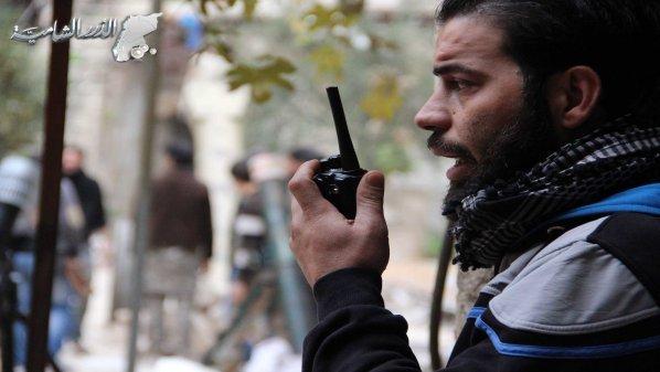 Pejuang Suriah Bantai Milisi Syiah Palestina Pendukung Assad