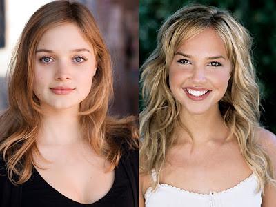 Bella Heathcote y Arielle Kebbel se incorporan a las secuelas de 'Cincuenta sombras de Grey'