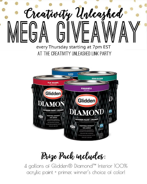 Glidden Paint Giveaway, MyLove2Create
