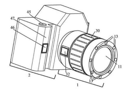 Kamera dengan Sidik Jari Sudah Dipatenkan Oleh Canon