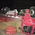 Batida entre caminhão e carro deixa oito mortos na Bahia