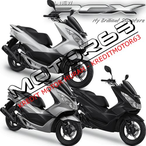 Honda PCX 150 ~ Harga Kredit Motor Murah