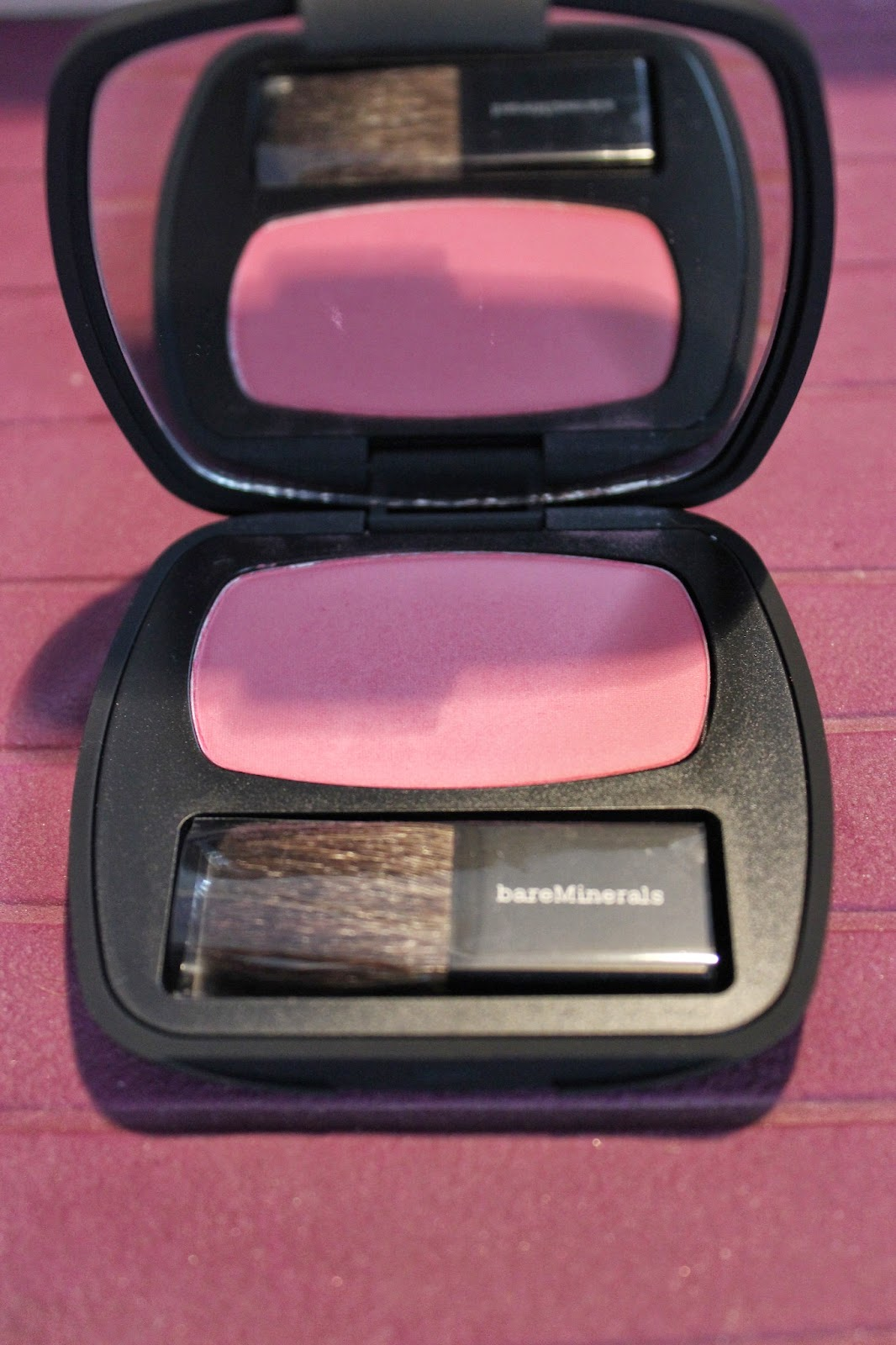 the french kiss bareMinerals ready blush