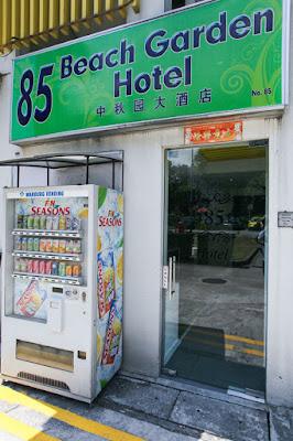 85 Beach Garden Hotel, Singapore