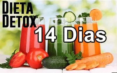 Dieta Detox 14 Dias