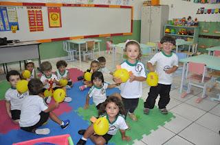 Método pioneiro na Educação Infantil do CESO Teresópolis oferece adaptação também ao pais dos alunos