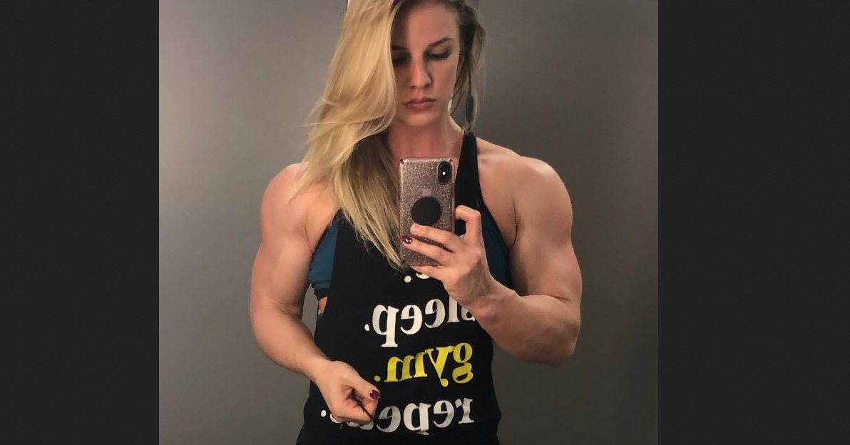 Female muscle, my fitness progress